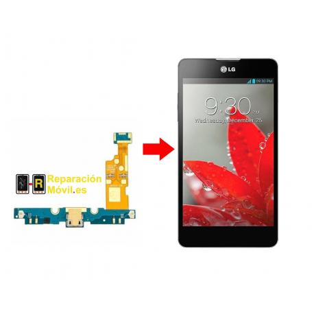 Cambiar Conector De Carga LG Optimus G