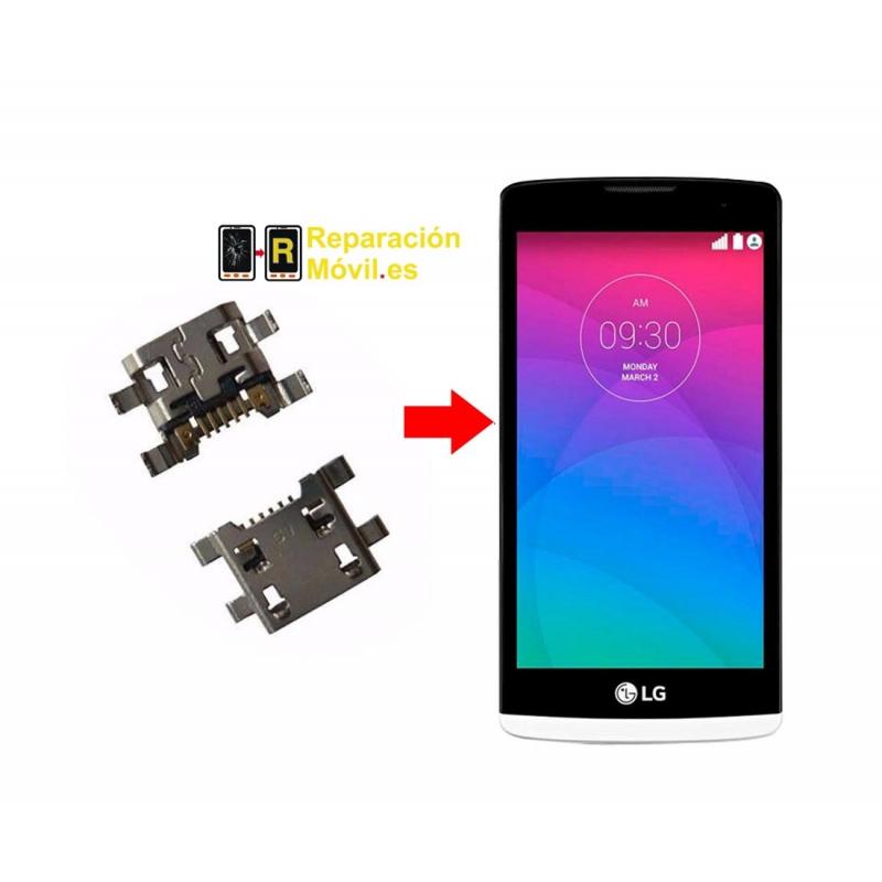 Cambiar Conector De Carga LG Leon