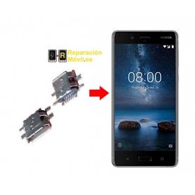 Cambiar Conector De Carga Nokia 8