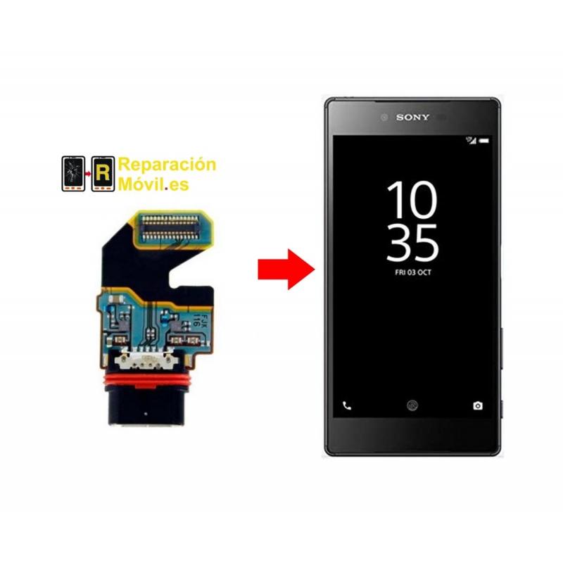 Cambiar Conector De Carga Sony Z5 Premium