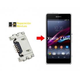Cambiar Conector De Carga Sony Z1