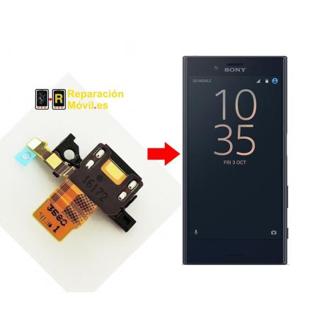 Cambiar Conector De Carga Sony X Compact