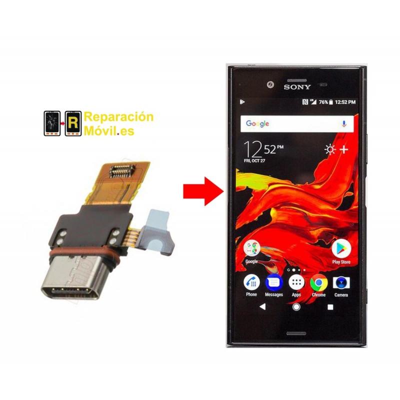 Cambiar Conector De Carga Sony Xperia XZ1 Compact