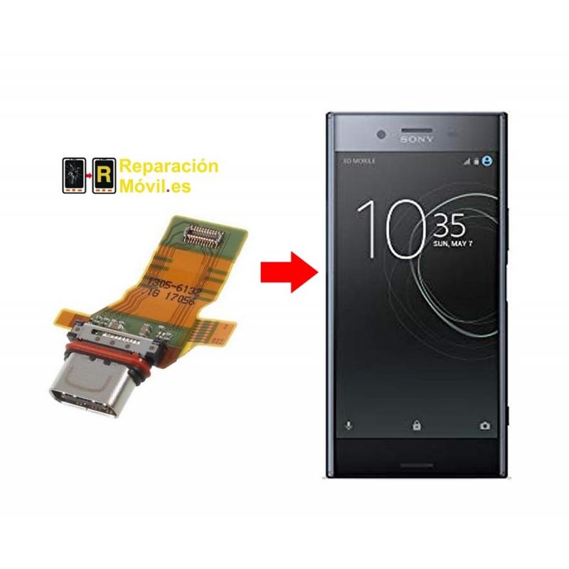 Cambiar Conector De Carga Sony Xperia Xz Premium
