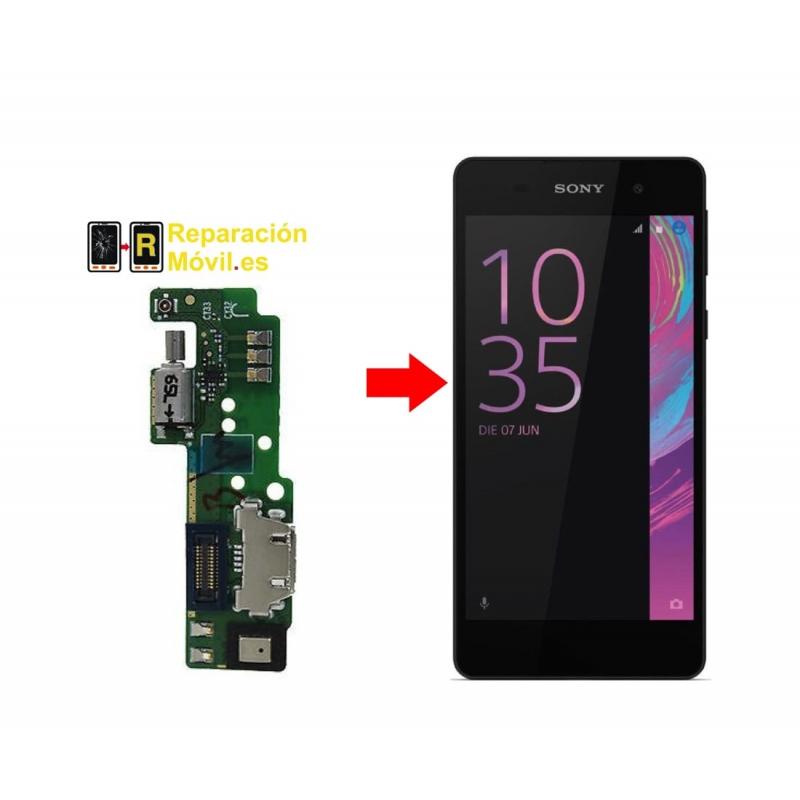 Cambiar Conector De Carga Sony Xperia E5