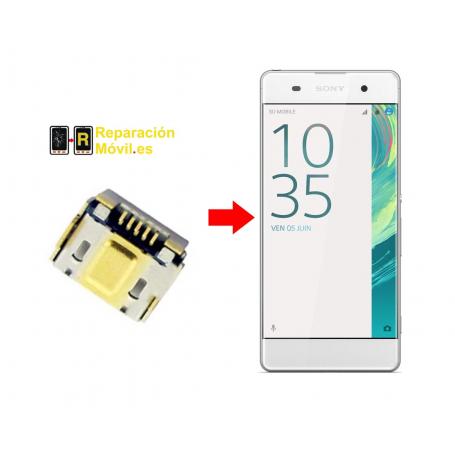 Cambiar Conector De Carga Sony Xperia Xp