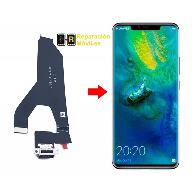 Cambiar Conector De Carga Huawei Mate 20 Pro