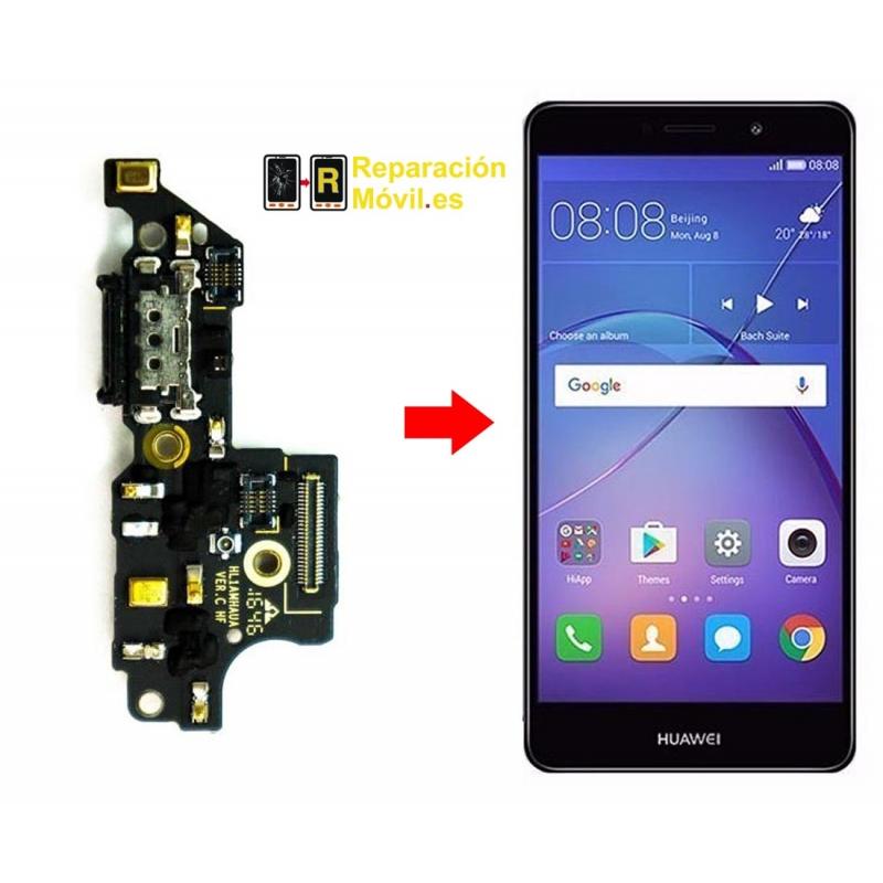 Cambiar Conector de Carga Huawei Mate 9