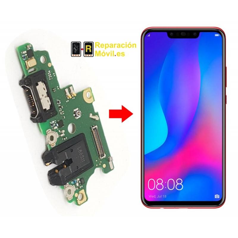 Cambiar Conector De Carga Huawei Nova 3