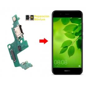 Cambiar Conector De Garga Huawei Nova 2 Plus
