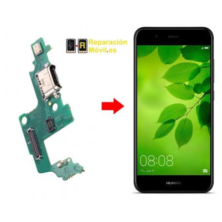 Cambiar Conector De Carga Huawei Nova 2 Plus