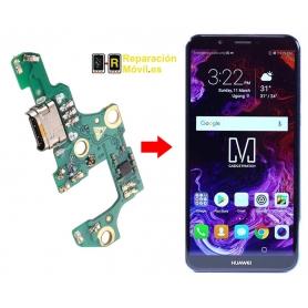Cambiar Conector De Garga Huawei Nova 2 Lite