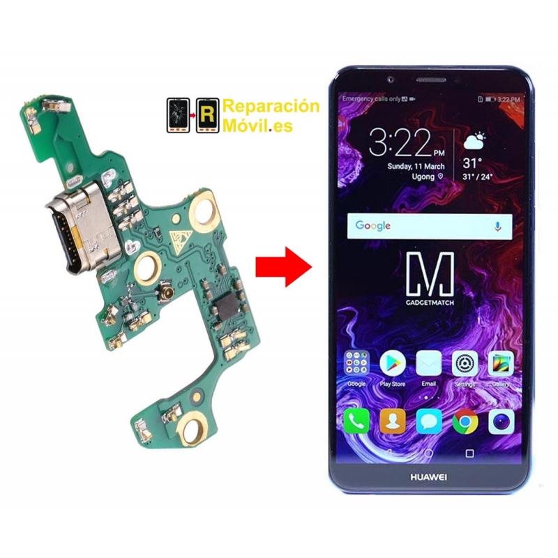 Cambiar Conector de Carga Huawei Nova 2