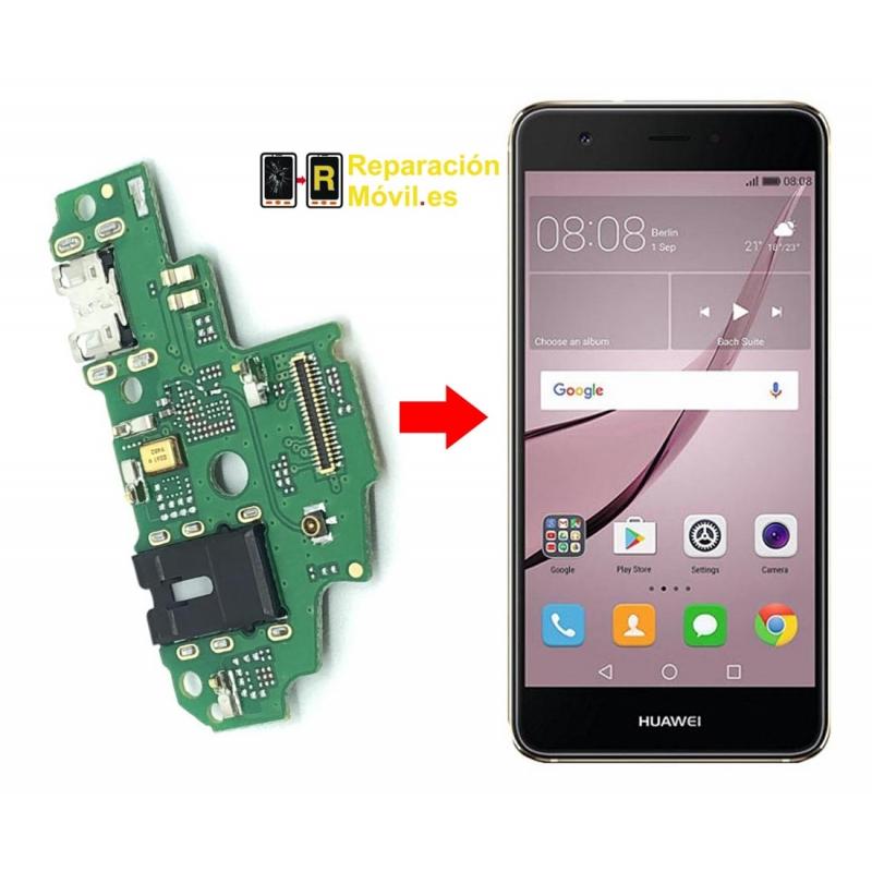 Cambiar Conector De Carga Huawei Nova