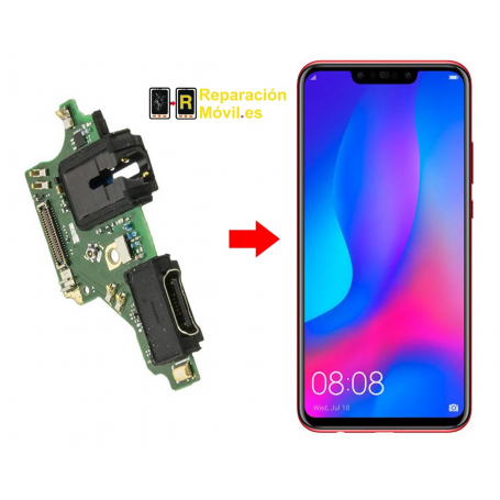 Cambiar Conector De Carga Huawei P20 Lite