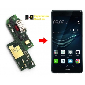 Cambiar Conector De Carga Huawei P9 Lite