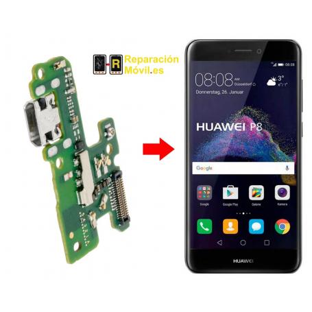 Cambiar Conector De Carga P8 Lite Smart
