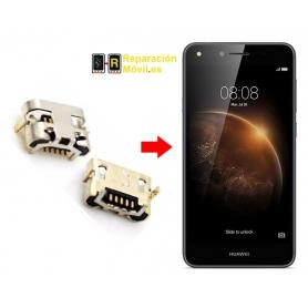 Cambiar Conector de Carga Huawei Y6 II Compact