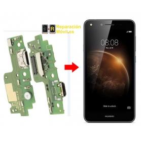 Cambiar Conector de Carga Huawei Y6 II
