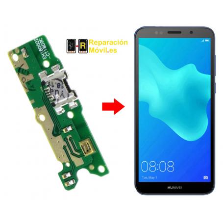 Cambiar Conector de Carga Huawei Y5 2018
