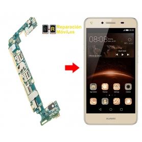 Cambiar Conector De Garga Huawei Y5 II