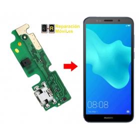 Cambiar Conector de Carga Huawei Y5 2017