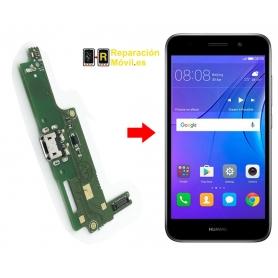 Cambiar Conector de Carga Huawei Y3 2017