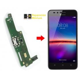 Cambiar Conector De Carga Huawei Y3 II