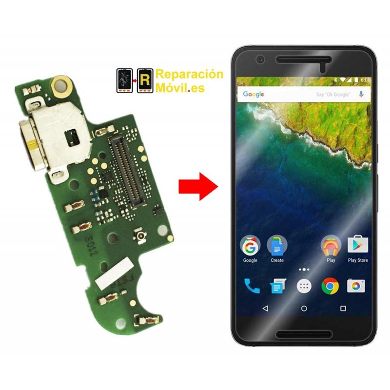 Cambiar Conector De carga Huawei Nexus 6P