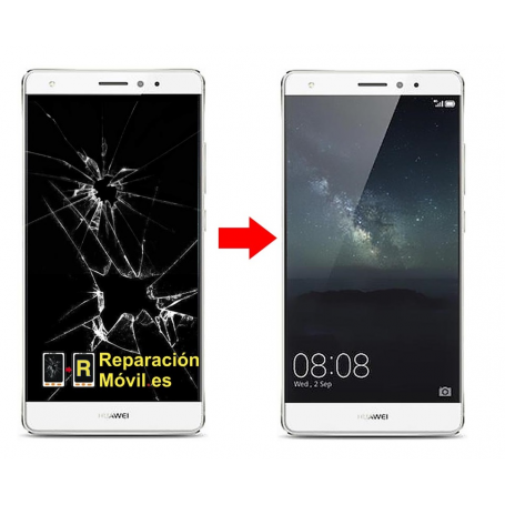 Cambiar Pantalla Huawei Mate S