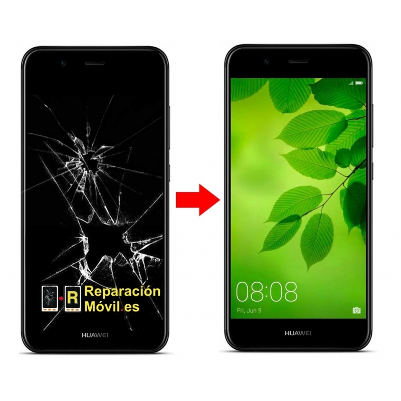 Cambiar Pantalla Huawei Nova 2 Plus