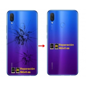 Cambiar Tapa Huawei P Smart Plus
