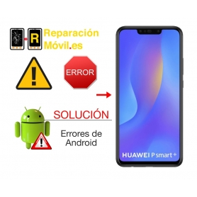 Solución Error De Sistema P Smart Plus