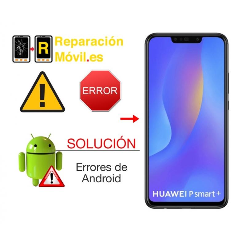 Solución Error De Sistema P Smart Plus
