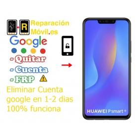 Eliminar Cuenta Google Frp Huawei P Smart Plus
