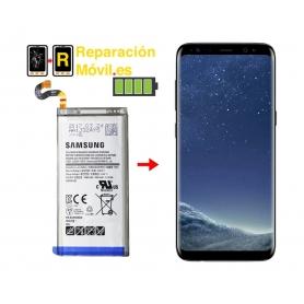 Cambiar Batería Samsung S8
