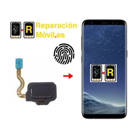 Cambiar Huella Samsung S8