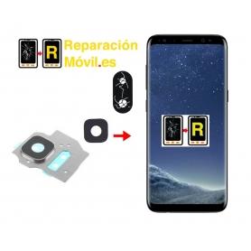 Cambiar Cristal Cámara Samsung S8