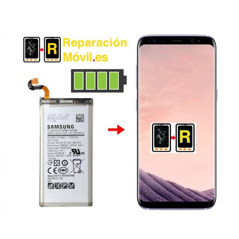 Cambiar Batería Samsung S8 Plus