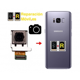 Cambiar Cámara Samsung S8 Plus