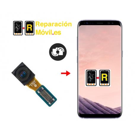 Cambiar Cámara Frontal Samsung S8 Plus