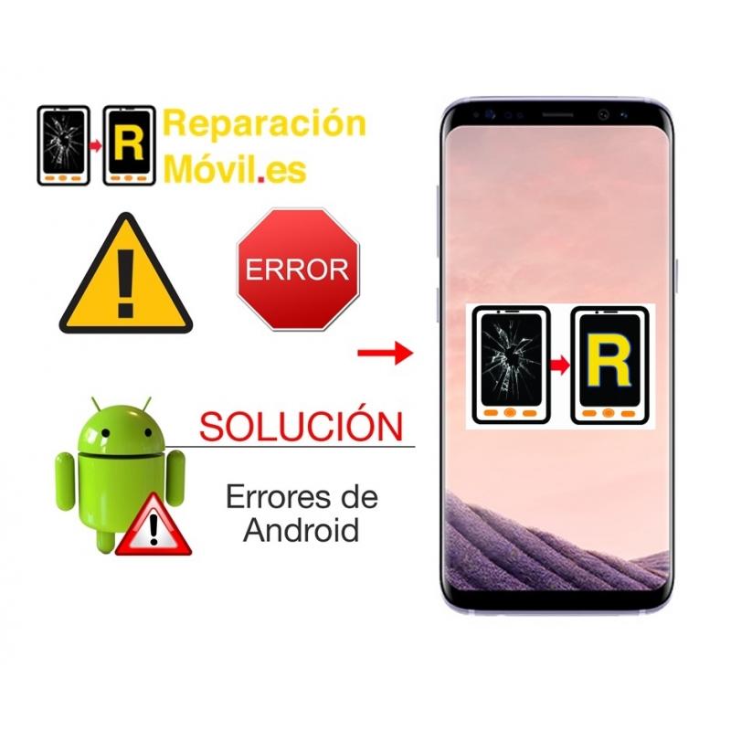 Arreglar Sistema Samsung S8 Plus
