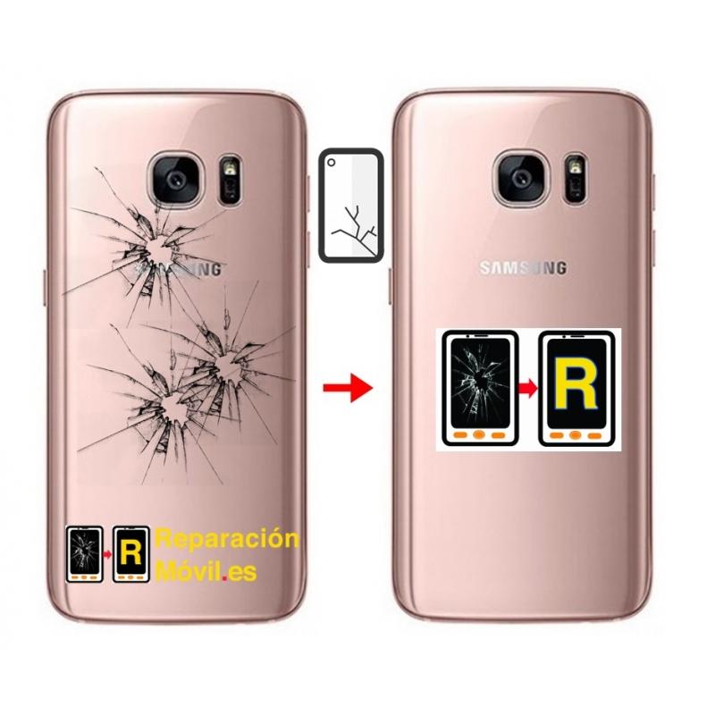 Cambiar Tapa compatible Samsung S7 Edge