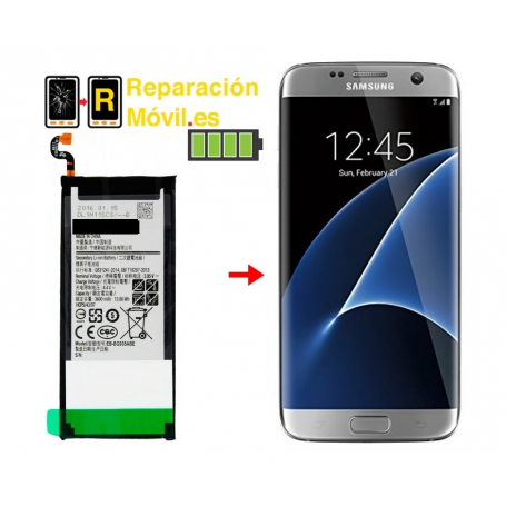 Cambiar Batería Samsung S7 Edge