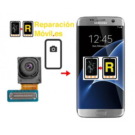 Cambiar Cámara Frontal Samsung S7 Edge