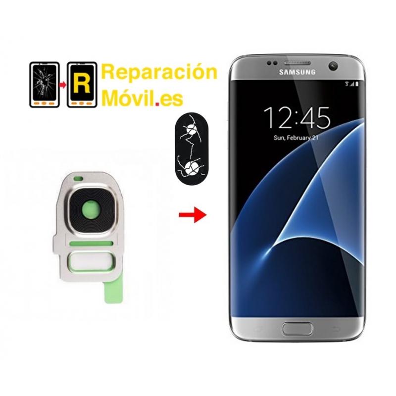Cambiar Cristal De Cámara Samsung S7 Edge