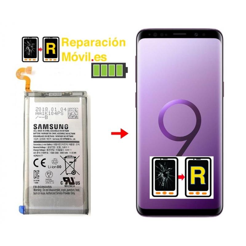 Cambiar Batería Original Samsung S9