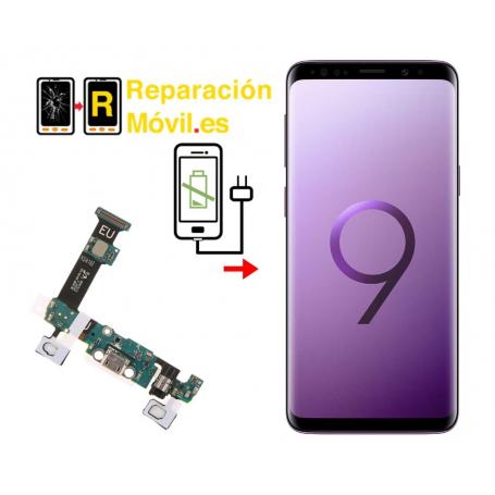 Cambiar Conector de carga Samsung S9