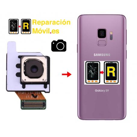 Cambiar Cámara Trasera Samsung S9
