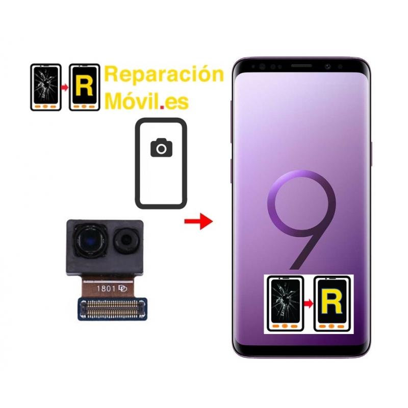 Cambiar Cámara Frontal Samsung S9